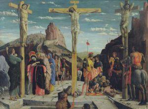Calvary, 1456 by Andrea Mantegna