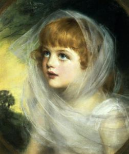 Simplicity and Innocence, 1900 by John Ernest Breun