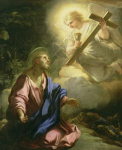 The Prayer in the Garden by Luca Giordano