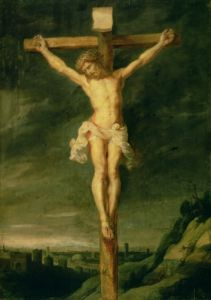 The Crucifixion by Peter Paul Rubens