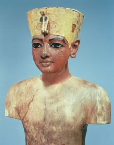 Dummy' of the young Tutankhamun by Egyptian Art