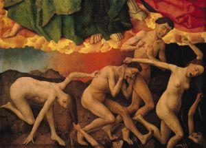 The Last Judgement c.1445 by Rogier Van Der Weyden