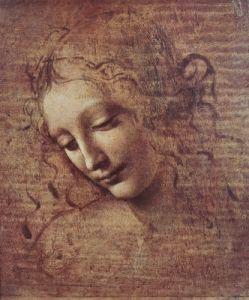 Leda by Leonardo da Vinci