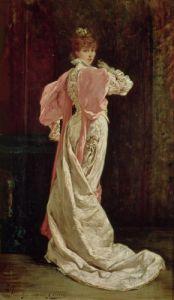 Sarah Bernhardt as the Queen in 'Ruy Blas, 1879 by Georges Clairin