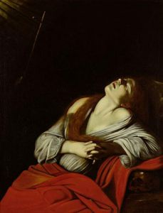 The Ecstasy of Mary Magdalene by Louis Finsonius