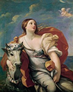 The Rape of Europa by Guido Reni