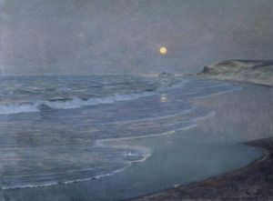 Seascape, c.1892 by Alexander Harrison