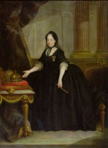 Maria Theresa Empress of Austria by Anton von Maron