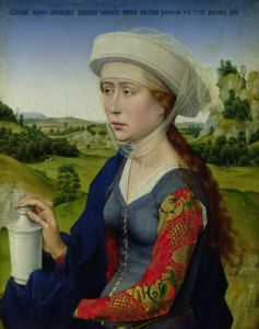 Mary Magdalene by Rogier Van Der Weyden
