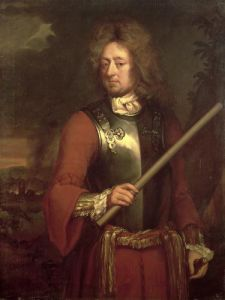 John Churchill Duke of Marlborough 1847 by Louis Coblitz