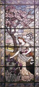 Spring 1894 by Eugene Grasset