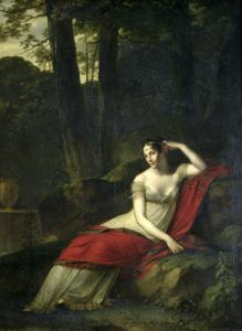 Portrait of the Empress Josephine 1805 by Pierre-Paul Prud'hon