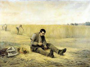 The Journeyman by Henri Pluchart