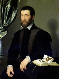 Pierre Quthe 1562 by Francois Clouet