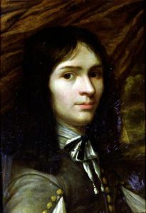 Portrait of Rene Descartes by French School