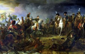 The Battle of Austerlitz 1805 by Baron Francois Pascal Simon Gerard