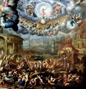 The Last Judgement by Jean Cousin the Younger