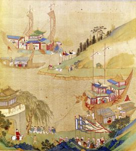 The Second Sui Emperor Yangdi by China