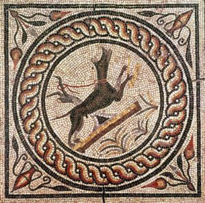 Cave Canem by Roman Art
