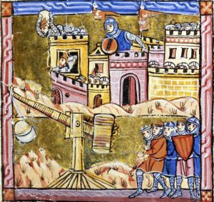 Siege of Antioch by William of Tyre by Anonymous