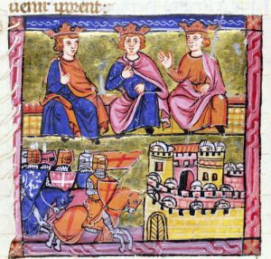 Council of Acre and the Siege of Damascus Second Crusade by William of Tyre