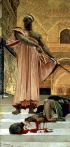 Execution Without Trial under the Moorish Kings in Granada 1870 by Henri Alexandre Georges Regnault