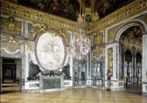 The Salon de la Guerre 1678 by Jules Hardouin Mansart
