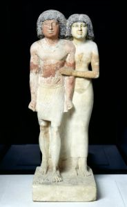 Raherka and Meresankh Old Kingdom by Egyptian Art