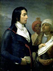 Portrait of Louis-Charles-Antoine Desaix de Veygoux by Andrea Appiani the Elder