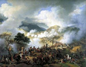 Battle of Somo-Sierra 1808 by Louis Lejeune