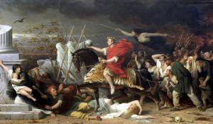 Caesar 1875 by Adolphe Yvon