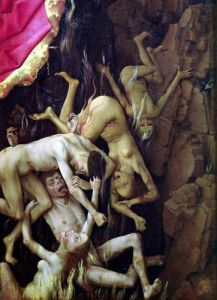 The Last Judgement c.1445 by Rogier Van Der Weyden