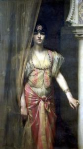Soudja Sari by Gaston Casimir Saint-Pierre