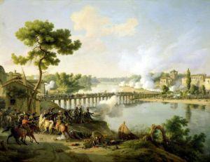 General Bonaparte Giving Orders at the Battle of Lodi c.1804 by Louis Lejeune
