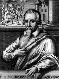Michael Servetus by Christian Friedrich Fritzsch
