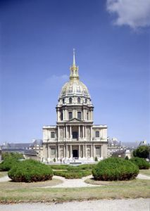 Church of the Invalides by Jules Hardouin Mansart
