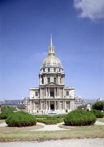Church of the Invalides by Jules Hardouin Mansart