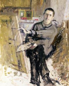Self Portrait c.1907 by Roger de la Fresnaye