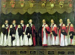 The Aldermen by Antoine Durand