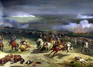 Battle of Valmy 1835 (II) by Jean Baptiste Marie Mauzaisse