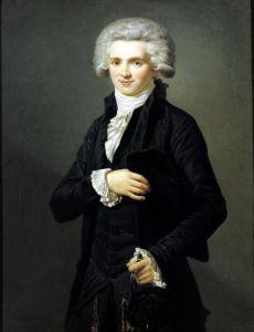 Maximilien de Robespierre 1791 by Pierre Roch Vigneron