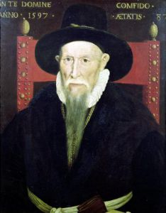 Portrait of Theodore de Beze by French School