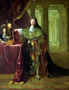 Portrait of Jean-Baptiste Colbert marquis de Torcy by Robert Tournieres
