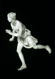 Atalanta female athlete in Greek mythology by Greece
