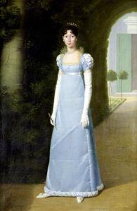 Portrait of Charlotte Bonaparte 1808 by Jean Pierre Granger