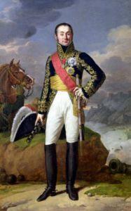 Nicolas-Charles Oudinot Duke of Reggio 1811 by Robert Lefevre