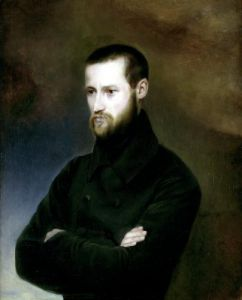 Louis-Auguste Blanqui c.1835 by Madame Blanqui