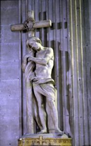 Christ at the Column by Edme Bouchardon