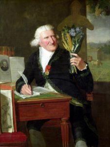 Portrait of Antoine Parmentier 1812 by Francois Dumont