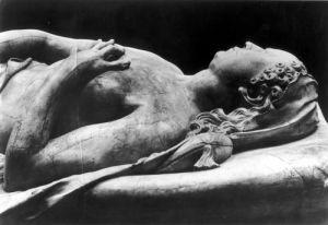 Tomb of Catherine de Medici and Henri II by Germain Pilon